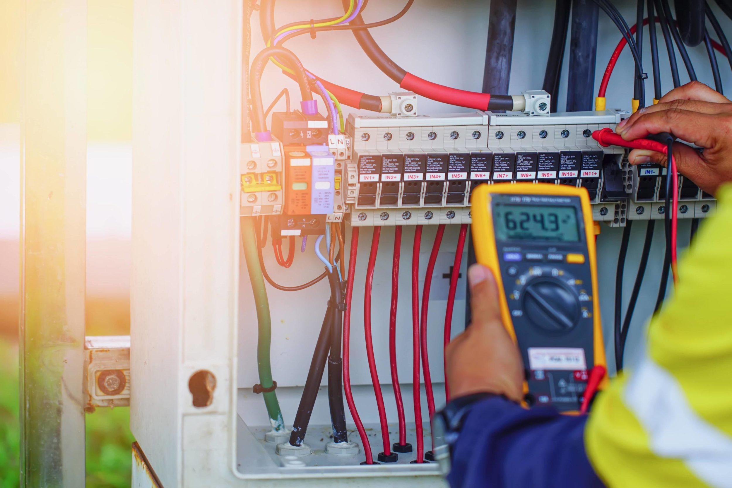 Unidad de Inspeccion de Instalaciones Electricas (UVIE)